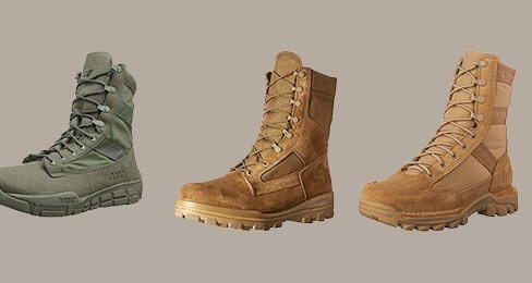 The Best Tactical Boots Reviews