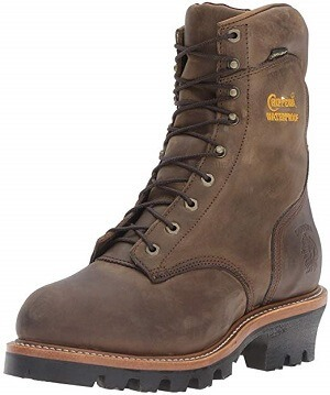 Chippewa Logger work Boots Review