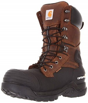 Composite Toe – Carhartt Men's Pac Insulated Winter Work Boot