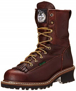 Georgia Boot Men's Loggers Boots Review