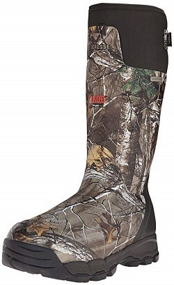 LaCrosse Men's Alphaburly Pro Best Insulated Hunting Boots