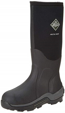 MuckBoots Arctic Sport boot Review