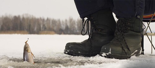 The Best Ice Fishing Boots