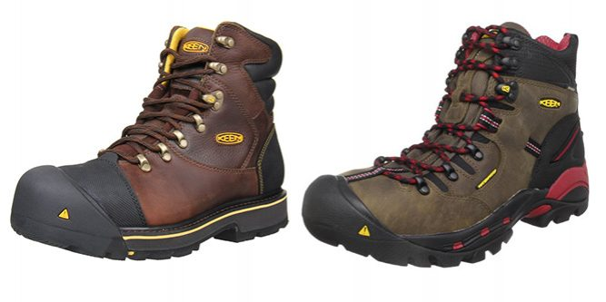 The Best Steel Toe Work Boots Reviews