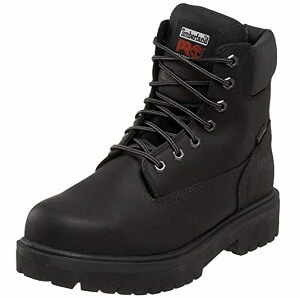 Timberland PRO Direct Attach Waterproof Work Boot for Men