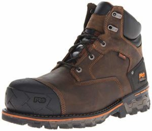 Timberland PRO Men's Boondock Composite Work Boot