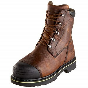 "Timberland PRO Men's Warrick 10"" Smelter Boot"