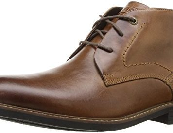 Rockport Men's Classic Break Chukka Boot- Dark Brown Leather-9.5  M