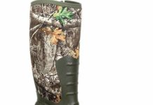 Rocky Men's Sport Pro Rubber 1200G Insulated Waterproof Outdoor Boot Knee High, Mossy Oak Break Up Country, 10 M US