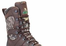 Rocky Men's Sport Utility Pro Hunting Boot,Mossy Oak,12 W US