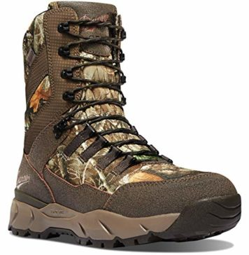 "Danner Men's 41560 Vital 8"" 800G Waterproof Hunting Boot, Realtree Edge - 11 D"