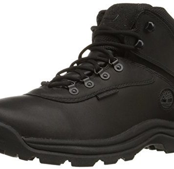 Timberland Men's White Ledge Mid Waterproof Ankle Boot,Black,15 M US