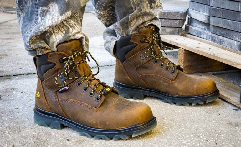 Best Work Boots For Plumbers Reviews