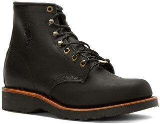 Chippewa Men's 6 Inch Lace-Up Rugged Boot