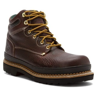 Georgia Men's Giant Oblique Work Boot Steel Toe
