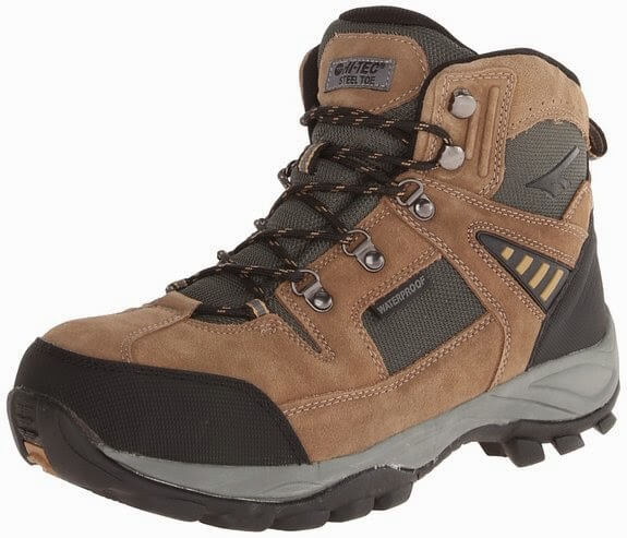 Hi-Tech Men's Deco Pro Mid ST Work Boot