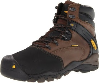 Keen Utility Men's Louisville 6-Inch Internal Met Work Boot