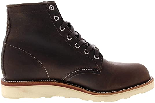 Original Chippewa 8-Inch Wedge Sole Lace-Up Boots