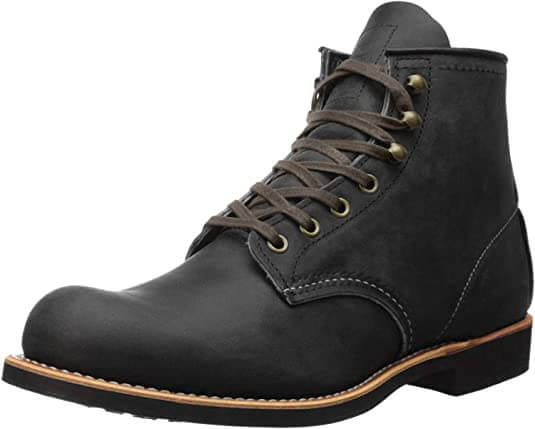 Red Wing Heritage 6-Inch Round Toe Boot