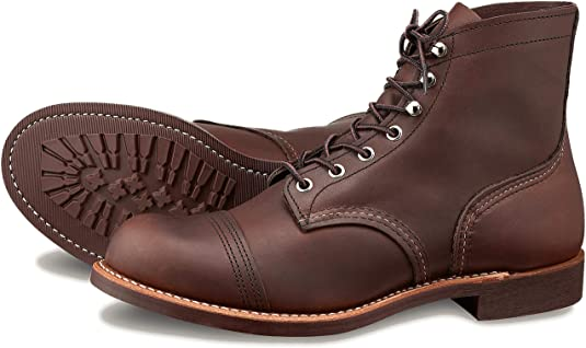 Red Wing Heritage Men's Iron Ranger Boot