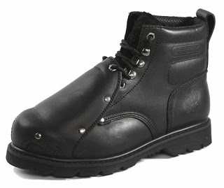 Rhino Men's 6MS01 6 Steel Toe Metatarsal Leather Work Boot