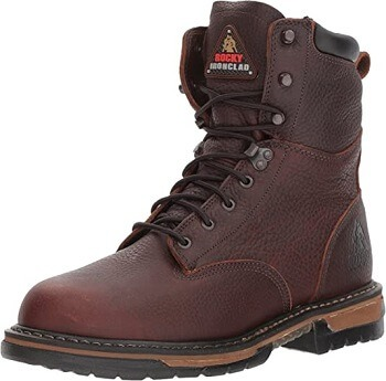 Rocky Men's Iron Clad Work Boot