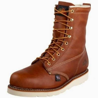 Thorogood American Heritage Safety Toe Boot