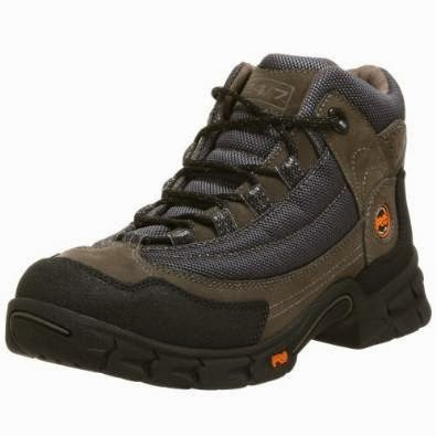 Timberland PRO Men's Expertise 50501EH Grey Steel Toe Boots