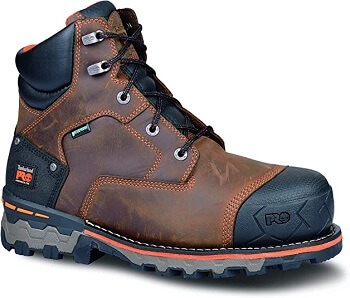 Timberland PRO Mens Waterproof Work Boot