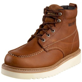 Wolverine Men's Moc-Toe 6 Work Boot