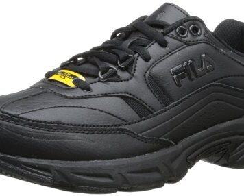 Fila Women's Memory Workshift Training Shoe,Black/Black/Black,8.5 W US