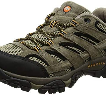 Merrell Men's Low Rise Hiking Boots, Brown Pecan, us 8.5